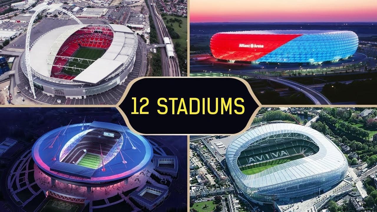 Stadion Tuan Rumah Piala Eropa 2020